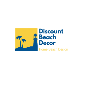 Discount Beach Decor Colored Logo