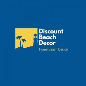 Discount beach logo