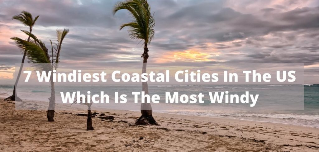 7 Windiest Coastal Cities In The US Which Is The Most Windy (1)