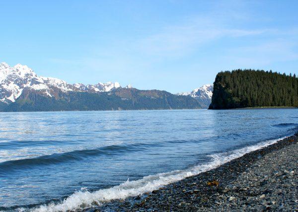 Seward Alaska Beaches