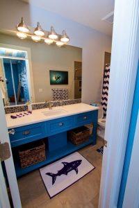 shark bathroom