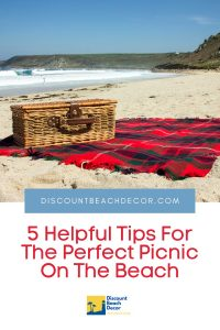 5 Helpful Tips For The Perfect Picnic On The Beach