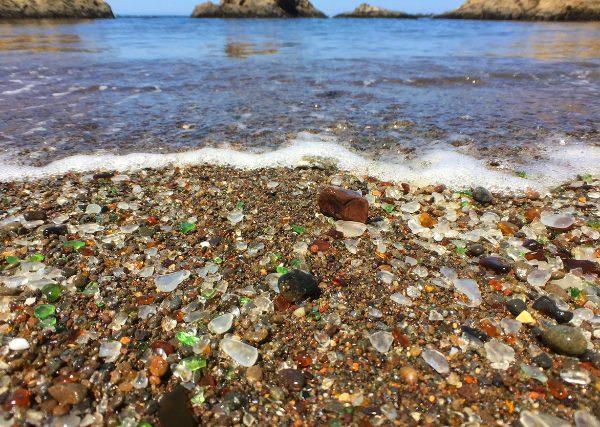 Glass Beach CA
