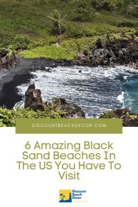 6 Amazing Black Sand Beaches In The US You Have To Visit (1)