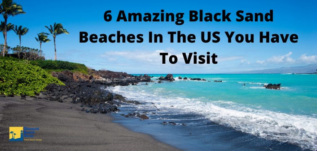 6 Amazing Black Sand Beaches In The US You Have To Visit