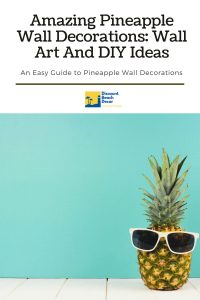 Amazing Pineapple Wall Decorations Wall Art And DIY Ideas